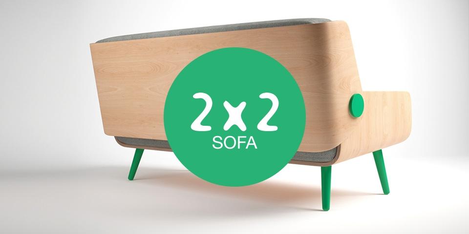 Sofa 2×2