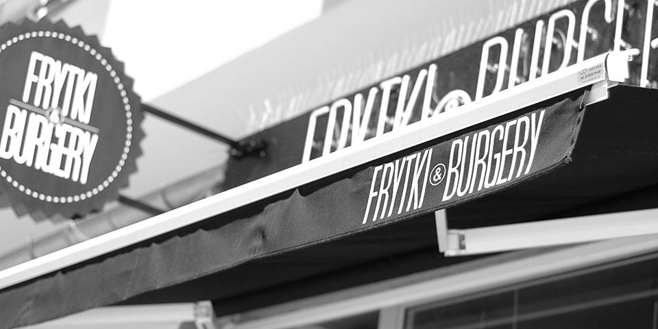 Frytki & Burgery